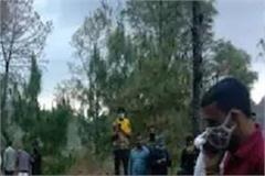 high speed truck crushes bike rider in nalagarh dies on the spot
