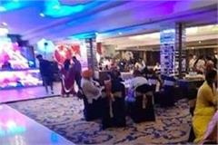 wedding going on in jalandhar s famous hotel