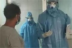 etawah 100 health care workers at saifai medical university infected corona