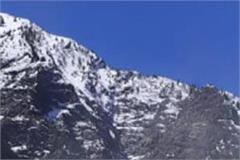 landslide near kashang and nesang in kinnaur