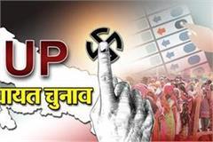 up panchayat election polling worker nirmala shahu