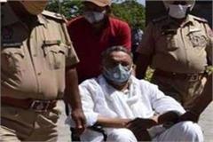 up police team reaches punjab to take custody of jailed mla mukhtar ansari