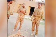 pak soldiers brutally beaten a sikh man by tying him to the bed