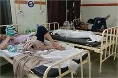 great negligence of gwalior hospital