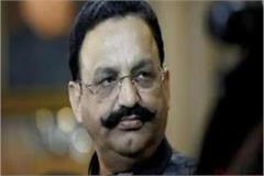 mafia don mukhtar ansari s restless night in banda jail no vip facility