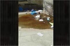 negligence in isolation ward of chhatarpur