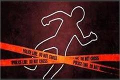 a young man s half dead body found in taxicab feared to be murdered