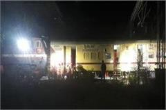 itarsi allahabad passenger train derailed postpone major accident