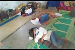 madrasa will be made a quarantine center in bhadohi