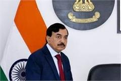 sushil chandra will take over as chief election commissioner today