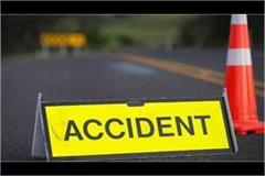 mother son death due to unknown vehicle hit in sitamarhi