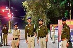 changes in the time of night curfew in chandigarh