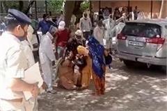 married woman commits suicide in rewari