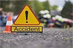 one person died in road accident in rohtas