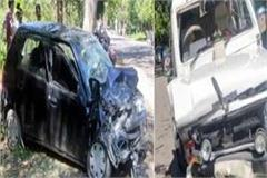 death of couple in road accident