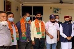 people of utpur joined bjp