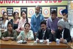 watch video parents protest against regarding school fees