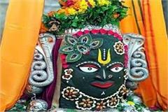 ban on the entry of devotees in the temple of baba mahakal
