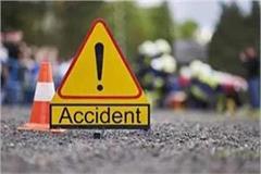 bilaspur road accident 5 injured