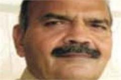 former jaunpur bjp district president ashok kumar singh died