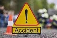 road accident bsf jawan going to meet sister dies in road accident