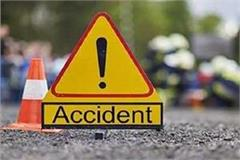 two youths died on the spot in a painful road accident