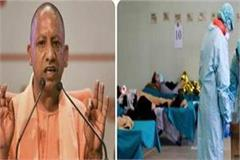 yogi government will discharge patients as soon as corona symptoms are over