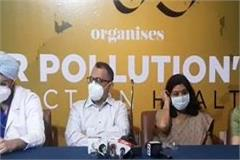 pollution becomes cause for concern for doctor s