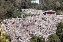 villagers protest against dumping site