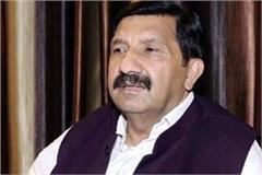 mukesh agnihotri target on jairam government