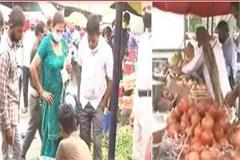 prices of fruits started increasing with chaitra navratras