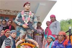 kullu martyr statue unveiling