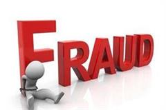 fraud with person