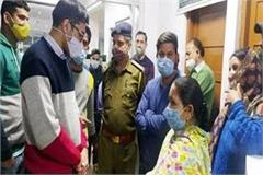 ruckus after death of patient in chamba medical college