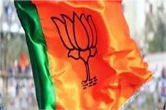 bjp gets sanjeevani in dharamshala