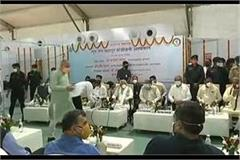 300 oxygen beds guru teg bahadur covid hospital started