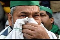death of ajit singh rakesh tikait said farmers lost their advocate in delhi