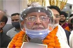 minister suresh khanna claims  there is no shortage of oxygen