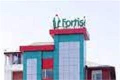40 additional beds including oxygen to be provided at fortis hospital kangra