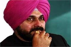 congress ministers and legislators keep distance from sidhu in view of cold war