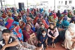 women will strengthen the farmer protest