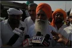 gurnam charuni said highways of entire haryana will be jammed for 2 hours