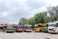 hrtc to charge rs 200 per day parking fee from private bus operators