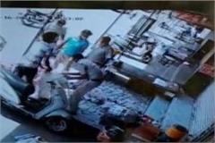 police hooliganism in lockdown took away 12 kg of ghee