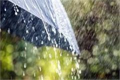 heavy rain warning in himachal on may 19
