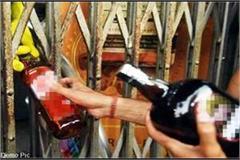 liquor sale in corona curfew