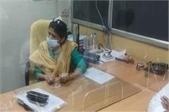 the health officer resigned after getting fed up with the collector