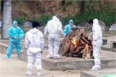 elderly father lost son from corona infection rss cremated