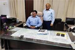 alok agarwal took over as the new drm of samastipur railway division