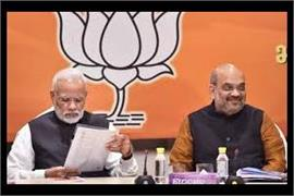 bjp issue list for lok sabha election